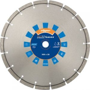Диск алмазный  Norton Classic Laser 300х25,4 (70184626840)