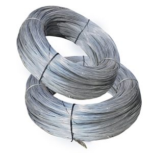 Проволока вязальная термообработанная д.5,0 мм