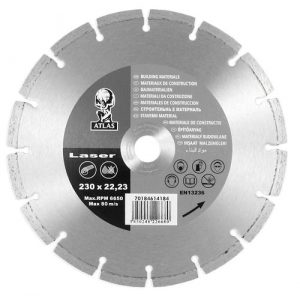 Диск алмазный Atlas laser 125х22 (70184614182)