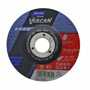 Круг отрезной Norton Vulcan+ 125х1,0х22,2