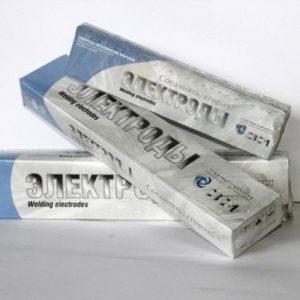 Электроды нержавеющие НЖ-13 д.4 мм.