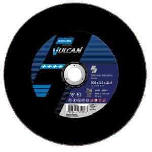Круг отрезной Norton Vulcan 300х3,0х32,0