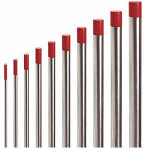 Вольфрамовый электрод WT-20 д. 2,0 мм (красный)