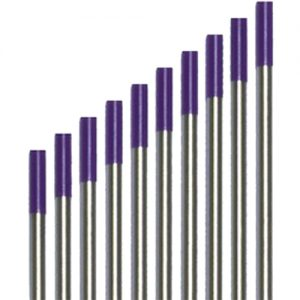 Вольфрамовый электрод E3 д. 2,4 мм (лиловый)