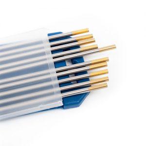 Вольфрамовый электрод WL-15 д. 3,0 мм (золотистый)
