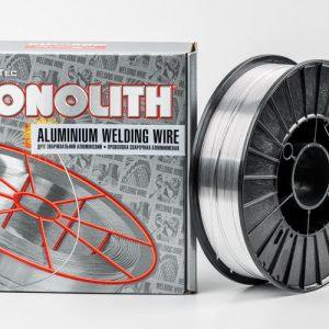 Проволока алюминевая ТМ MONOLITH ER5356 д.1,0 мм (2 кг)