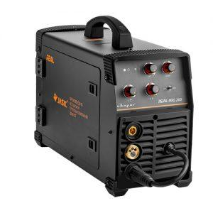 Полуавтомат REAL MIG 200 (N24002N) BLACK