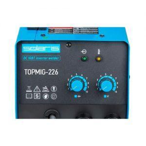 Полуавтомат Solaris TOPMIG-226 (горелка 3 м)