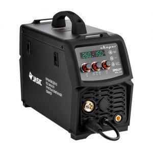 Полуавтомат СВАРОГ REAL SMART MIG 200 BLACK (N2A5)